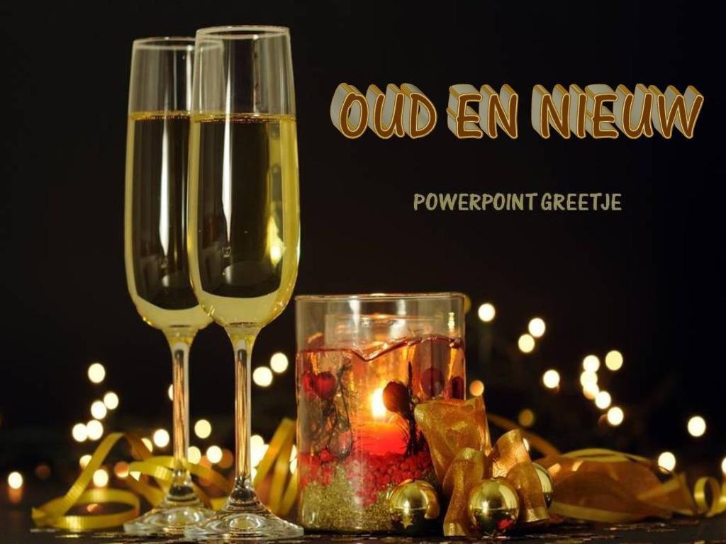 Oud En Nieuw Powerpoint Greetje